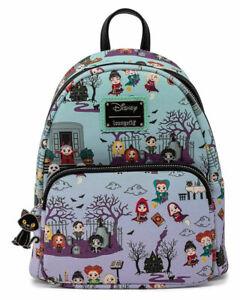 Disney Hocus Pocus Scene AOP Mini Backpack