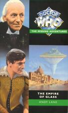 1st Dr Doctor Who Missing Adventures Book - THE EMPIRE OF GLASS - (Mint New)