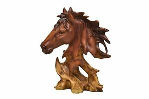 Horse Head for Home Office for Wealth Health Vastu Statue Idol Figurine