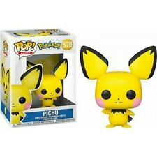 """PICHU Vinyl Figur 579"" Funko POP! Pokemon"