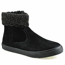 New Look Synthetic Leather Upper Wedge Shoes for Women