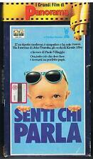 SENTI CHI PARLA - AMY HECKERLING - JOHN TRAVOLTA KRISTIE ALLEY - 1989 - VHS