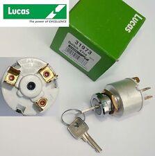 LUCAS 31973 ,47sa Interruptor de encendido para mini,Morris Minor