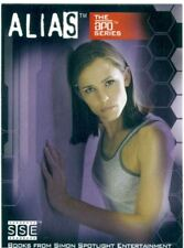 Alias Season 3 Promo Card APO-1