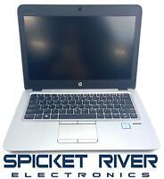 """HP EliteBook 820 G4 12.5"""" Dual Core i5-7300U 2.60GHz 256GB SSD 8GB RAM Win10Pro"""