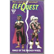 ElfQuest Kings of the Broken Wheel #1 Warp Graphics June 1990 comic books