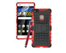 Fundas Para Huawei P9 lite color principal rojo para teléfonos móviles y PDAs