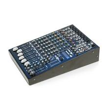 MONTARBO MC-R8FX MIXER Professionale 8 ingressi / 6 canali montabile in Rack
