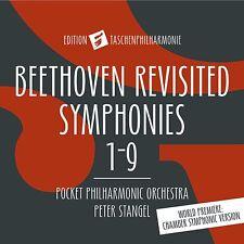 TASCHENPHILHARMONIE - BEETHOVEN REVISITED SINFONIEN 1-9   6 CD NEUF