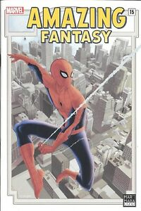 "Spider-Man Turkey / (Variant 3, 250 pcs limited) Amazing Fantasy #15 ""9.9"""