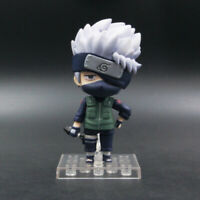 New 10cm Naruto Shippuden Hatake Kakashi Nendoroid Anime Action Figure PVC Model