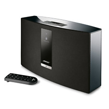 Bose SoundTouch 20 Series III Wireless Music System - Black With Remote