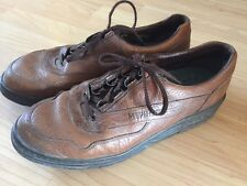 Mephisto Match Leather Grain Walking Shoes Made In France Women's Size 10 US