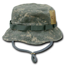Military Boonie Hat Fishing Camping Hiking Sun Universal Digital Camo Bucket Cap