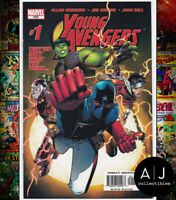 Young Avengers #1 NM 9.4 (Marvel) 2005 Kate Bishop