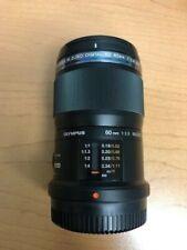 Olympus M.Zuiko Digital ED 60mm f/2.8 Macro Lens - Black  - NO RESERVE
