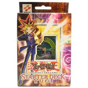 Yu-Gi-Oh! Starter Deck: Yugi! English! EX! (2002)