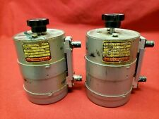 Daven Western Electric V-253 Dual Variable Attentuators Volume Control [Pair]