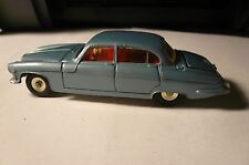 Dinky Toys 142 Jaguar Mark X made in England 1/43 very clean free shipping