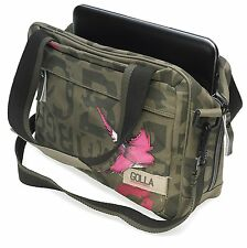 "Golla Coral G1287 Laptop Messenger Shoulder Bag 11.6"" Notebook Carry Case Tablet"