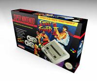 Caja vacia Nintendo SNES (Fr/Eur) | Nintendo SNES (Fr/Eur) empty box