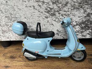 Vintage Barbie Baby Blue Vespa/Scooter