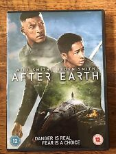 Will Jaden Smith AFTER EARTH ~ 2013 Shyamalan Sci-Fi Adventure Film | UK DVD