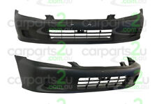 TO SUIT HONDA CIVIC EK  FRONT BUMPER 01/99 to 10/00