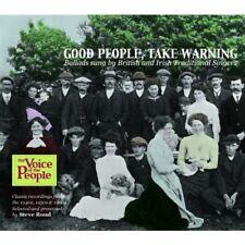 Good People Take Warning [CD]