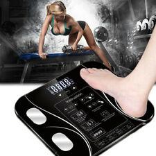 Scales Weight Scale Smart Body Fat Bone BMI Digital Fitness Analyzer Monitor