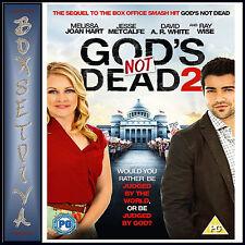 GODS NOT DEAD 2 -  Melissa Joan Hart &, Jesse Metcalfe    *BRAND NEW DVD**