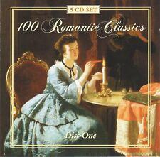 VA - 100 Romantic Classics (5Cd) (Beethoven, Bach, Bizet, Grieg, Vivaldi)