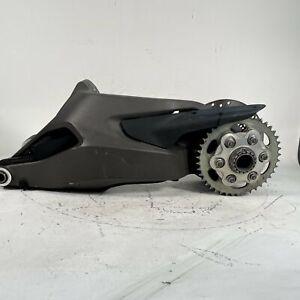 Ducati Monster 1200 1200S Swingarm with Axle Hub Sprocket Rotor