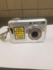 Sony DSC S700 Cyber Shot Digital Camera
