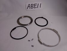 VINTAGE OLYMPUS OM-2 CAMERA REPLACEMENT PARTS ORIGINAL OEM RINGS FOR LENS