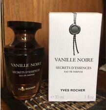 YVES ROCHER Vanille Noire eau de parfum Secrets d`Essences 30 ml 1 oz 60675