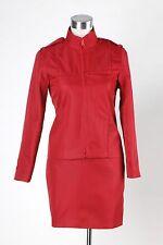 Star Trek 2009 Movie Costume Uhura's cadet Uniform Dress Cosplay Custom Made
