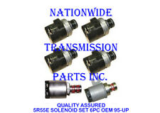 5R55E SOLENOID SET FORD 6PC