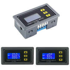 Battery Power Charger Controller Voltage Protection Module Adjustable 6-60V