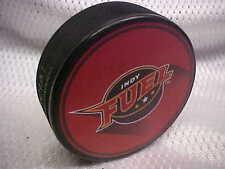 2018 Echl Indy Fuel (Chicago Blackhawks) Collectors Souvenir Hockey Puck