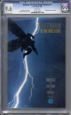 Batman: The Dark Knight Returns #1 CGC 9.6 (W)