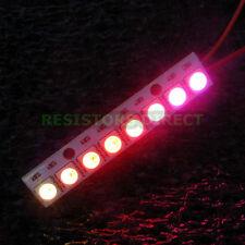 LED Stick 8 x WS2812B 5050 RGB Integrated Drivers Arduino 8 Bit Y43