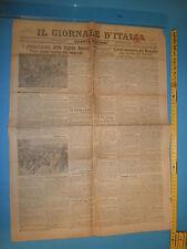 15/2/1908 IL GIORNALE D'ITALIA I presentimenti della Regina Amelia 334