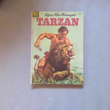 Edgar Rice Burroughs' Tarzan (Dell) 62  VG SKUB22338 25% Off!
