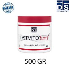 Flexible Dental Lab Resin aesthetic removable dentures valplast acrylic DS TVITO