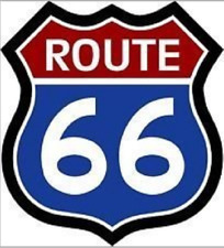 """New Route 66 Beer Logo Man Cave LED Neon Sign 14"""""""