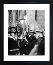 Sir Matt Busby Framed Photo CP1230