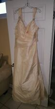 Mary's Bridal Wedding Dress/Evening Gown- Ivory