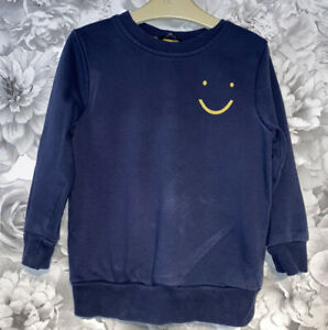 Boys Age 3-4 Years - Sweater Top From George