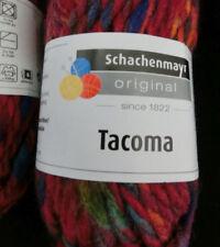 (9,80 €/100 g): 200 Gramm Tacoma von Schachenmayr, Farbe 086 rotbunt  #1143